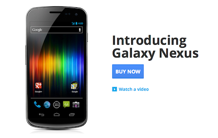 Screen Shot 2012 02 08 at 1.42.45 PM1 Androids New Flavor: Galaxy Nexus